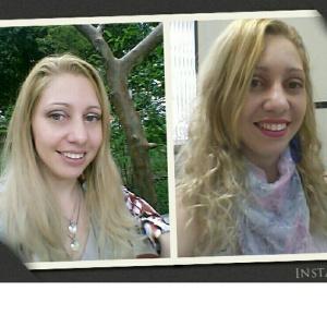 antes e depois do champi