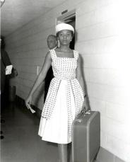 10. Annie Lumpkins, ativista pelo voto feminino nos EUA – 1961